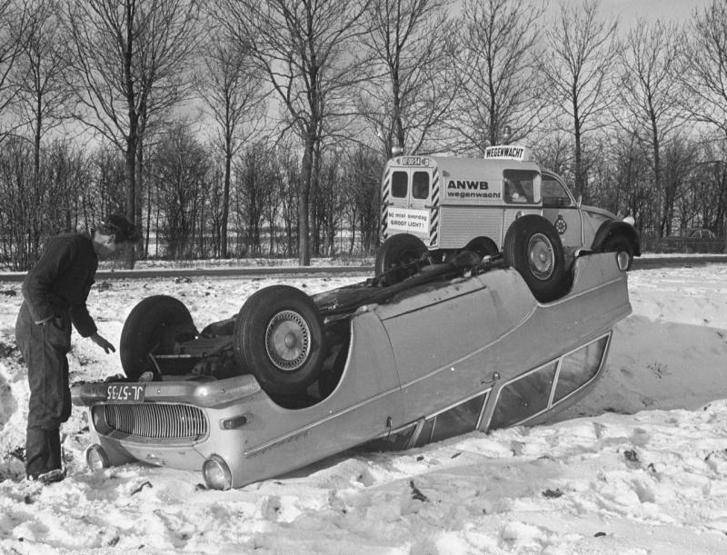 Opel Rekord P1 Parts