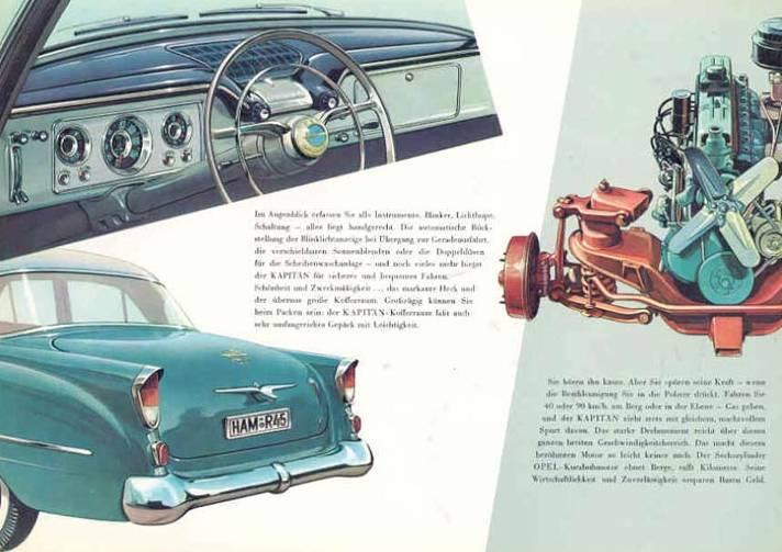 Opel Kapit 228 N 1956